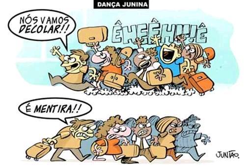Dança Junina